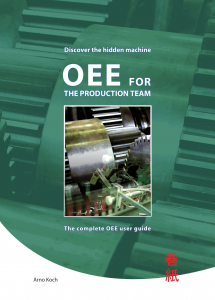 Book: OEE for the productionteam 2019 Arno Koch