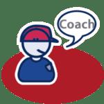 Ik ben je coach logo